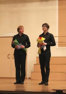Михаил Турпанов и Николай Медведев
